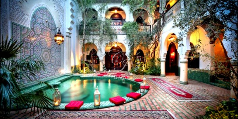 Vente - Riad - marrakech--maroc