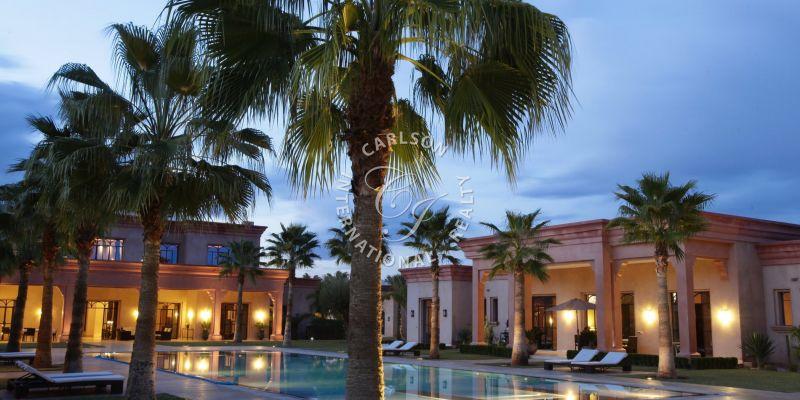 Seasonal renting - Mansion - marrakech--maroc