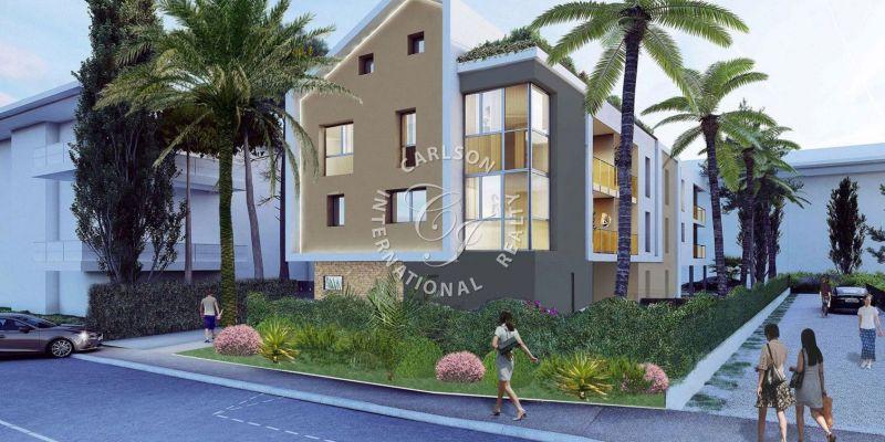 Development - New - 4 room Apt - mandelieu-la-napoule
